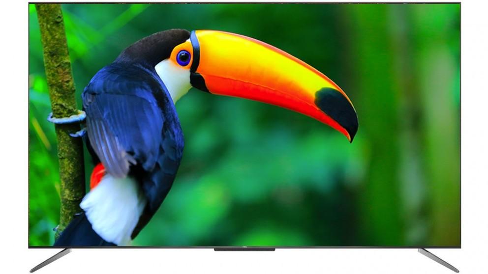 TCL 50-inch C715 4K QLED Smart TV