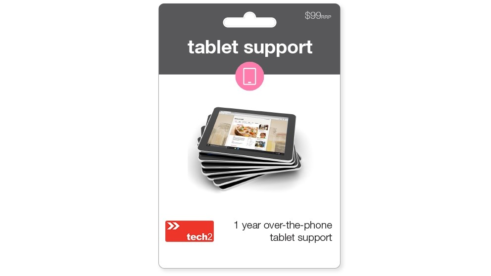 tech2 Tablet Support - 12 Months