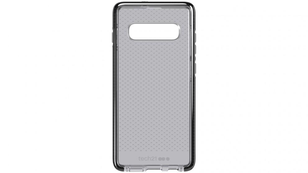 Tech21 Evo Check Case for Samsung Galaxy S10+ - Smokey Black