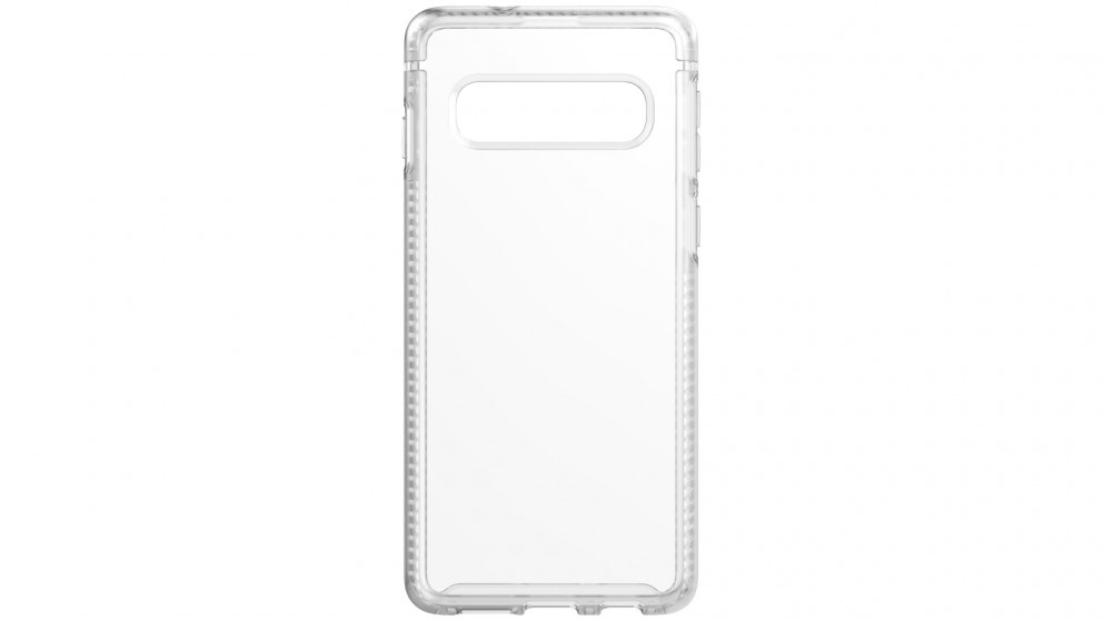 more photos a6270 86352 Tech21 Pure Clear Case for Samsung Galaxy S10 - Clear