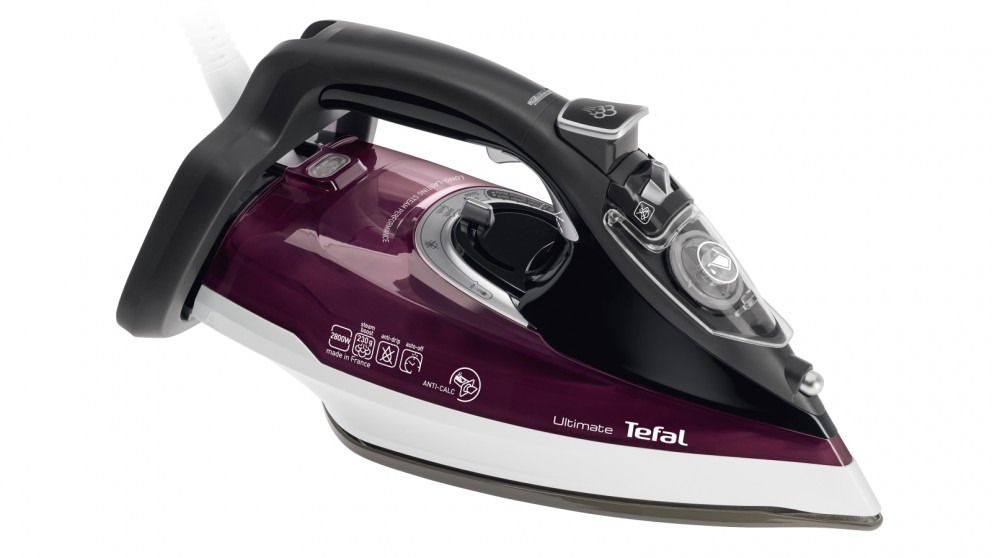 Buy Tefal Ultimate Anti Calc Steam Iron Harvey Norman Au