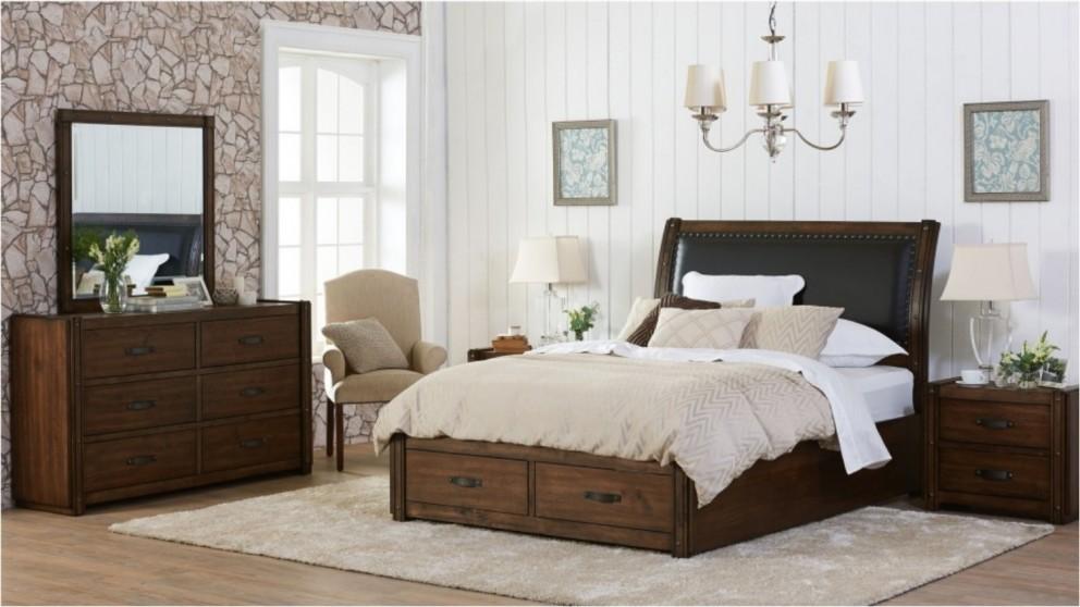 Texas 4-Piece Bedroom Suite