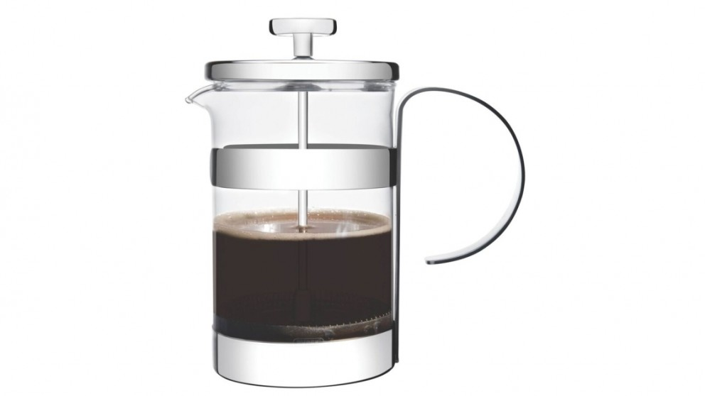 Tramontina 800ml Stainless Steel French Press Coffee Plunger