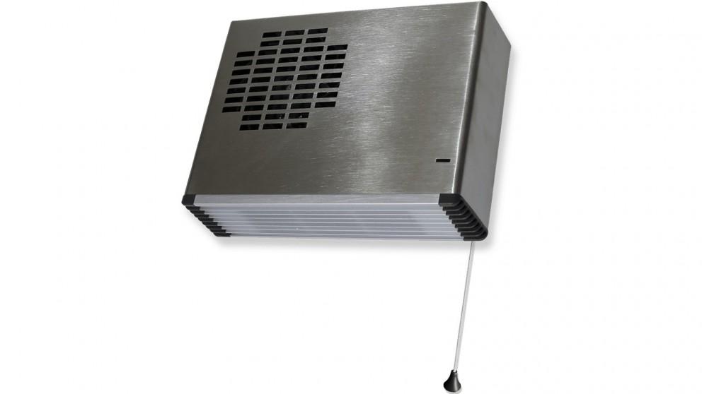 Thermogroup Wall Mount Bathroom Fan, Wall Mounted Bathroom Heater