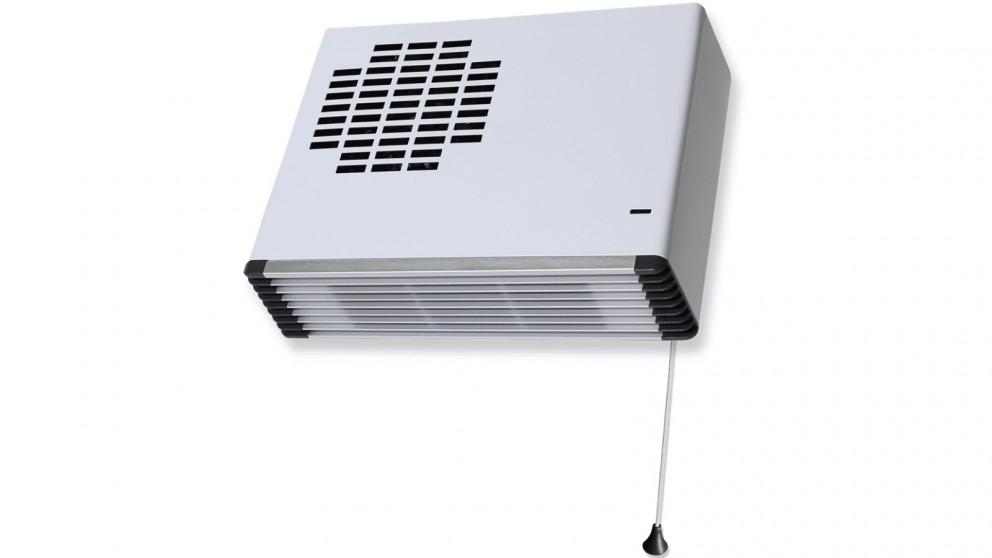 Thermogroup Wall Mount Bathroom Fan, In Wall Bathroom Heater