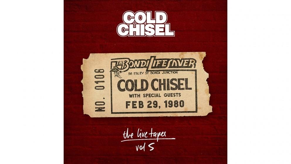 Universal Music Cold Chisel The Live Tapes Vol 5 Live at the Bondi Lifesaver - Triple Vinyl Album
