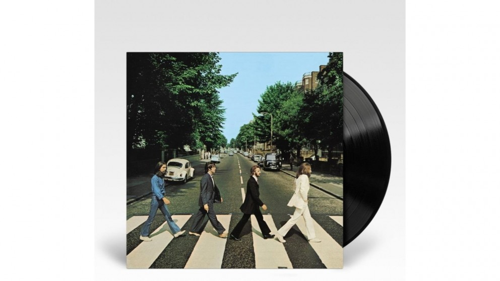 The Beatles Abbey Road Vinyl Album