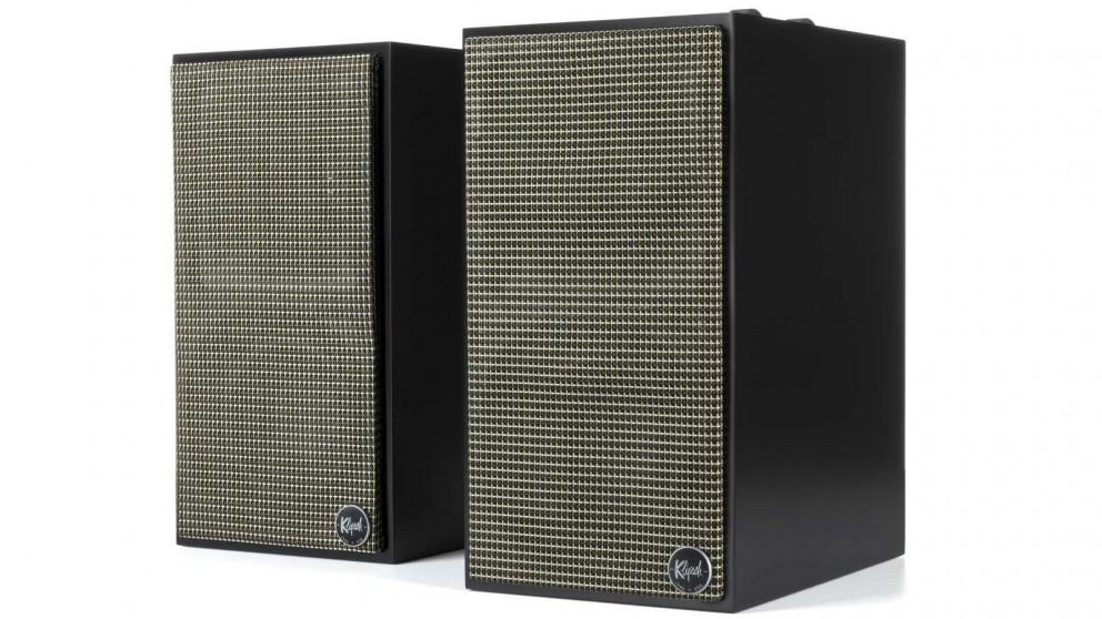 Klipsch The Fives Powered Speaker System  - Matte Black