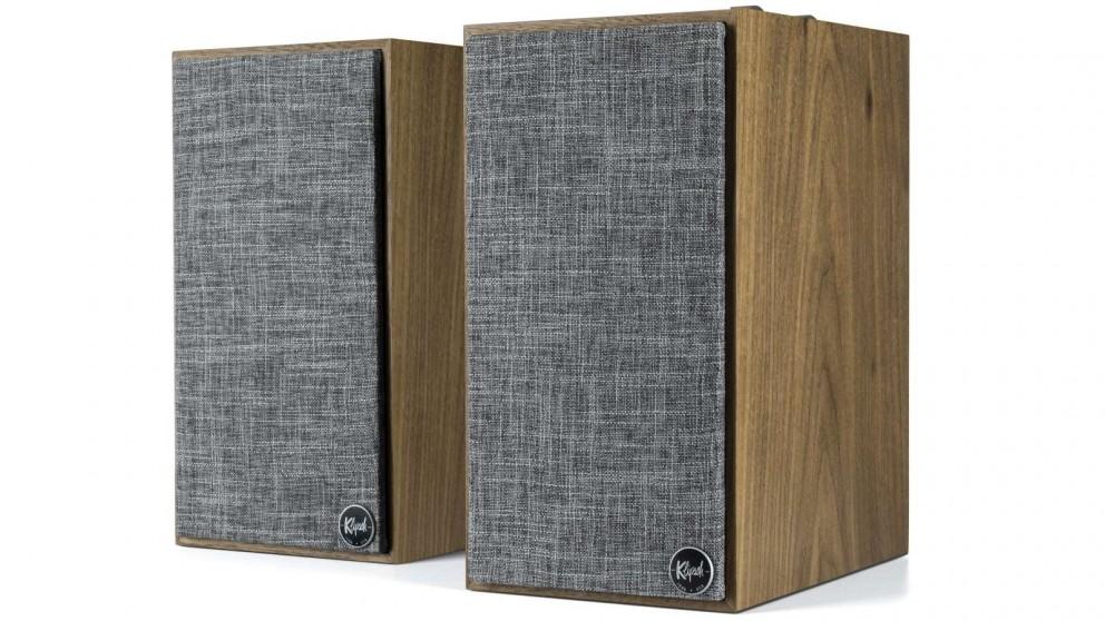 Klipsch The Fives Powered Speaker System - Walnut