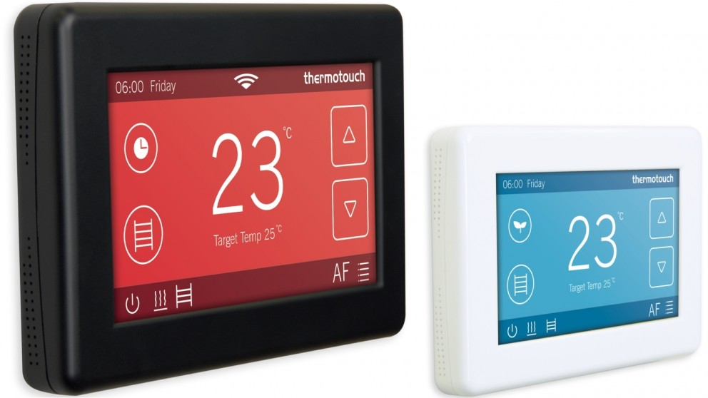 Thermogroup Thermostats Thermotouch 4.3dC Dual Controller