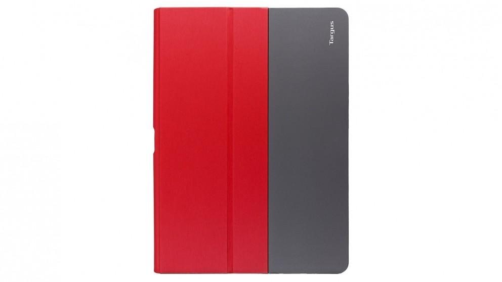 """Targus 7-8"""" Fit-N-Grip II Universal Tablet Case - Red/Grey"""