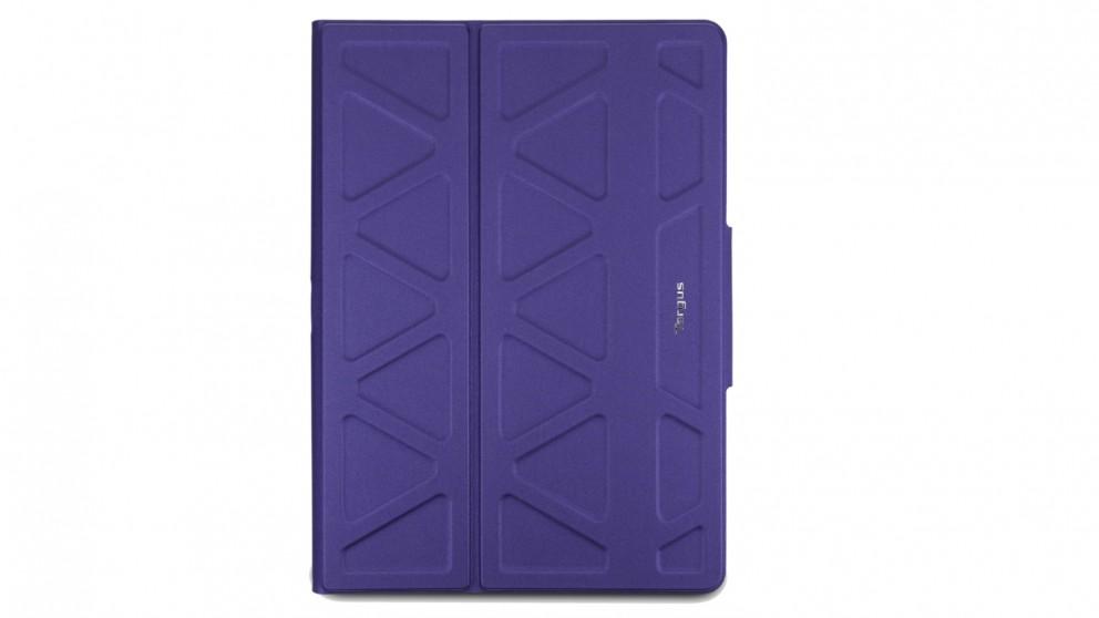 "Targus Pro-Tek 7-8"" Universal Rotating Tablet Case - Blue"