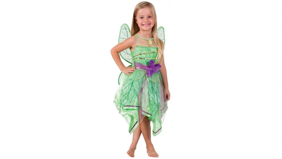 Tinker Bell Crystal 4-6 Years Old Child Costume