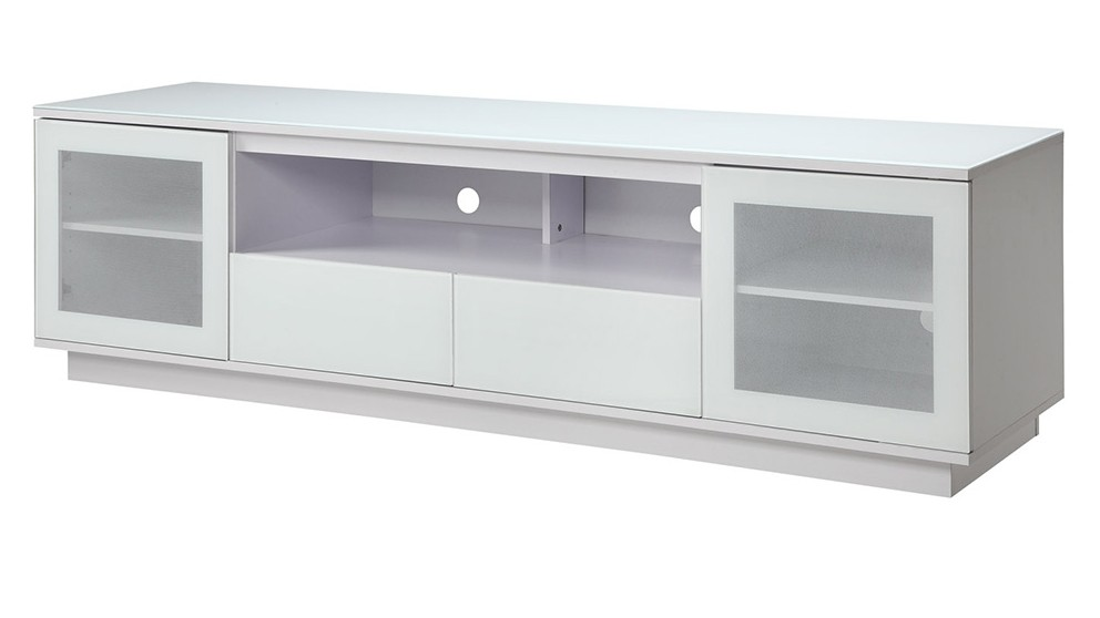 Buy Tauris Titan 2100mm TV Cabinet - White