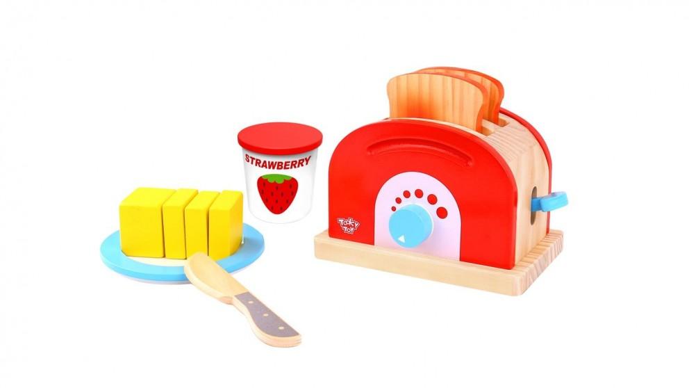 Tooky Toy Toaster Set