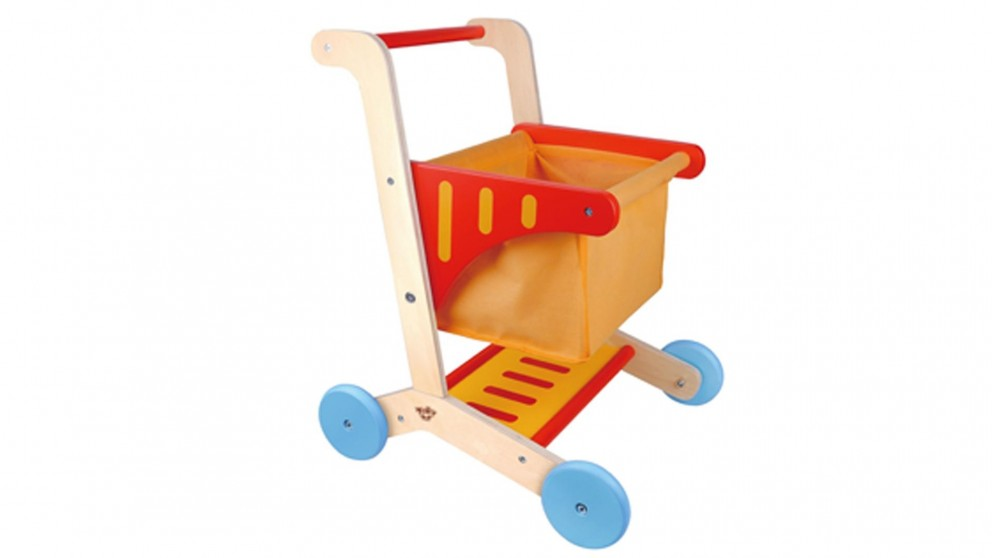 Tooky Toy Shopping Cart
