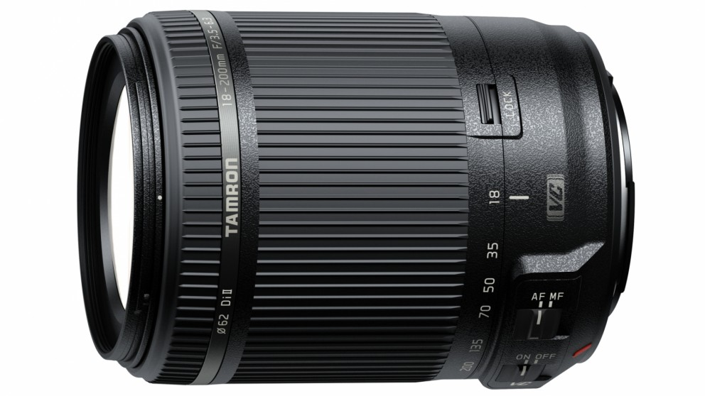 Tamron AF 18-200mm F/3.5-6.3 Di II VC Lens for Canon