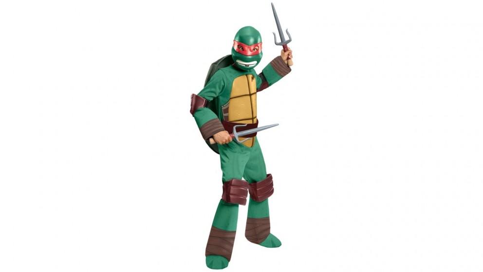 TMNT Raphael Deluxe Child Costume
