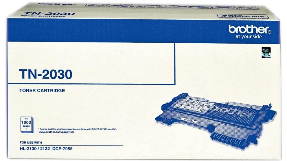 Brother TN-2030 Mono Toner Cartridge