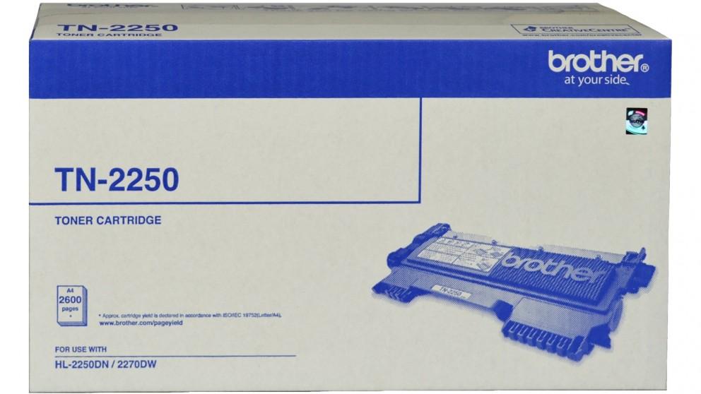 Brother TN-2250 Mono High Yield Toner Cartridge