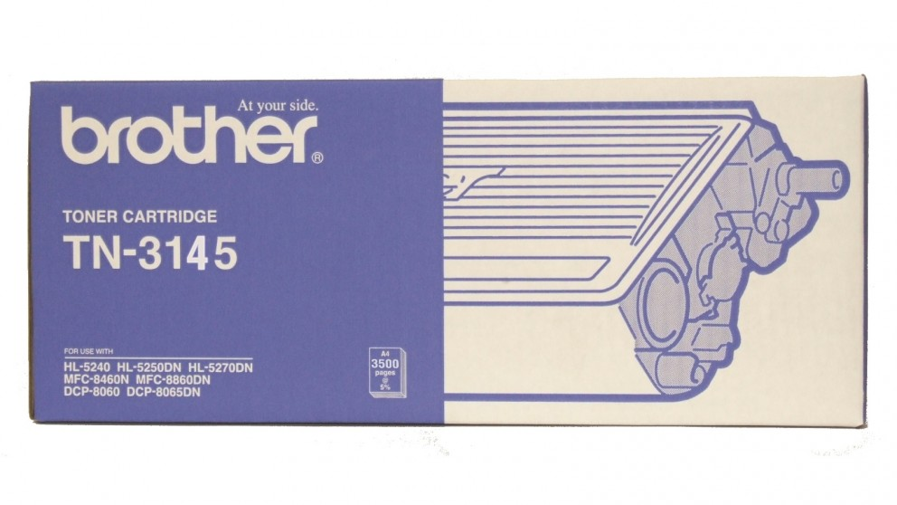Brother TN-3145 Toner Cartridge - Black