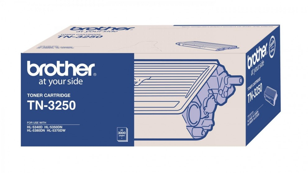 Brother TN-3250 Toner Cartridge - Black
