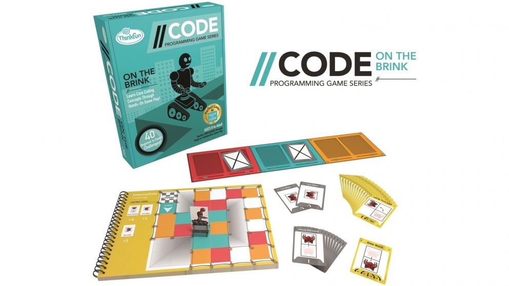 ThinkFun Code Rover Control Game