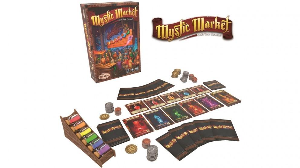 ThinkFun Mystic Market Game