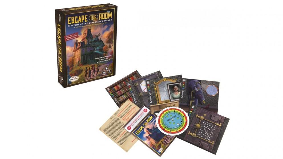 ThinkFun Escape Room Stargazers Manor