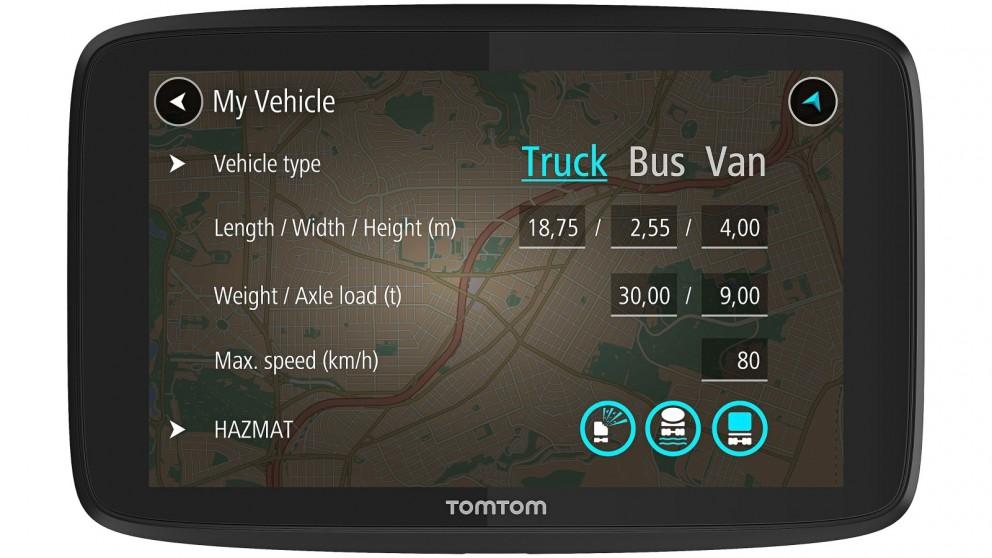 TomTom Go Professional 620 GPS Navigator