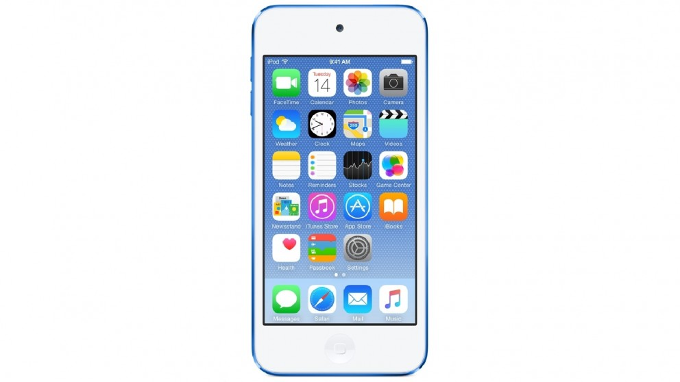 Ipod 5 price blue