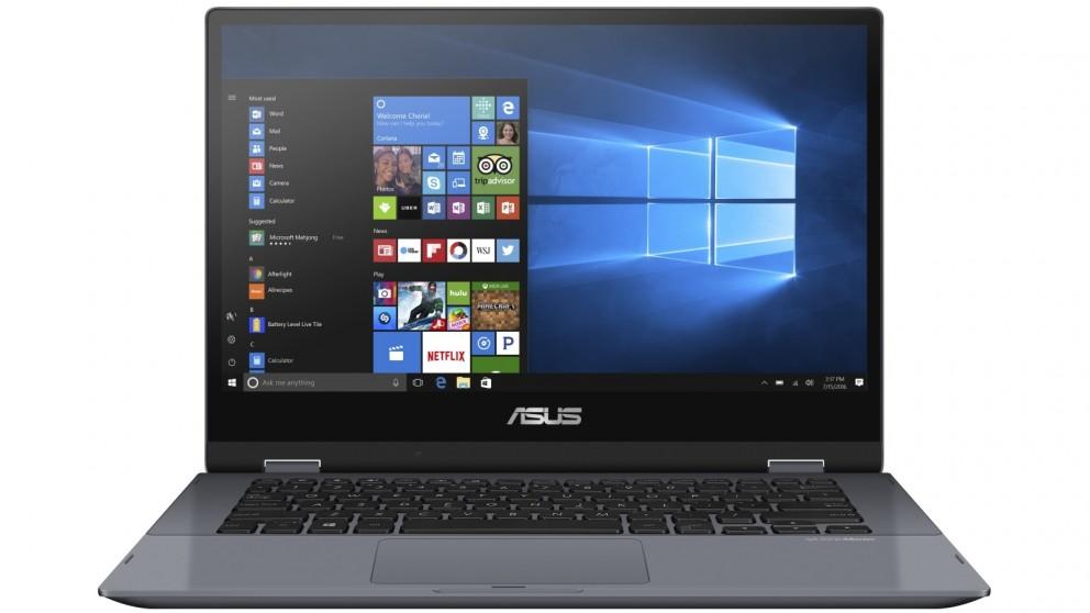 Asus VivoBook Flip 14-inch i7-10510U/16GB/512GB SSD 2 in 1 Device