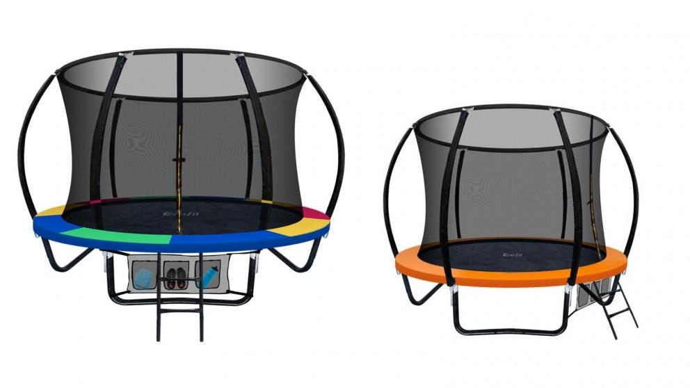 Everfit 8ft Round Trampoline