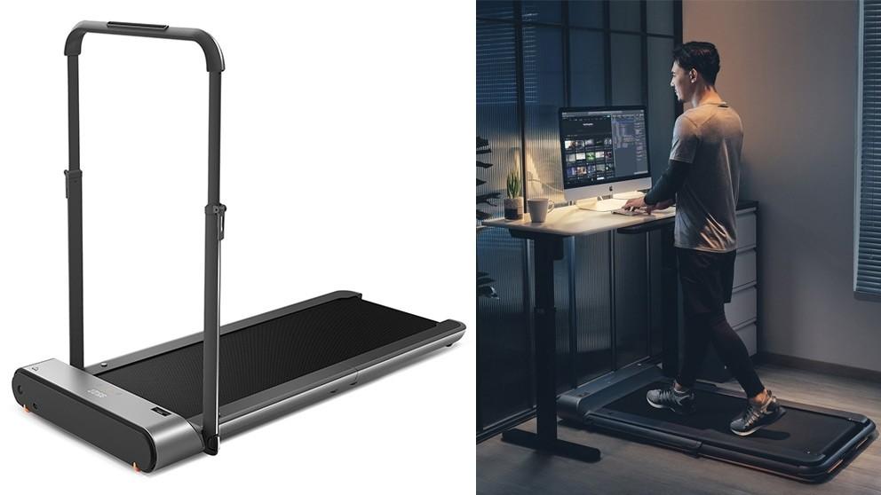 Lifespan Fitness Walkingpad Pro Treadmill with Ergodesk