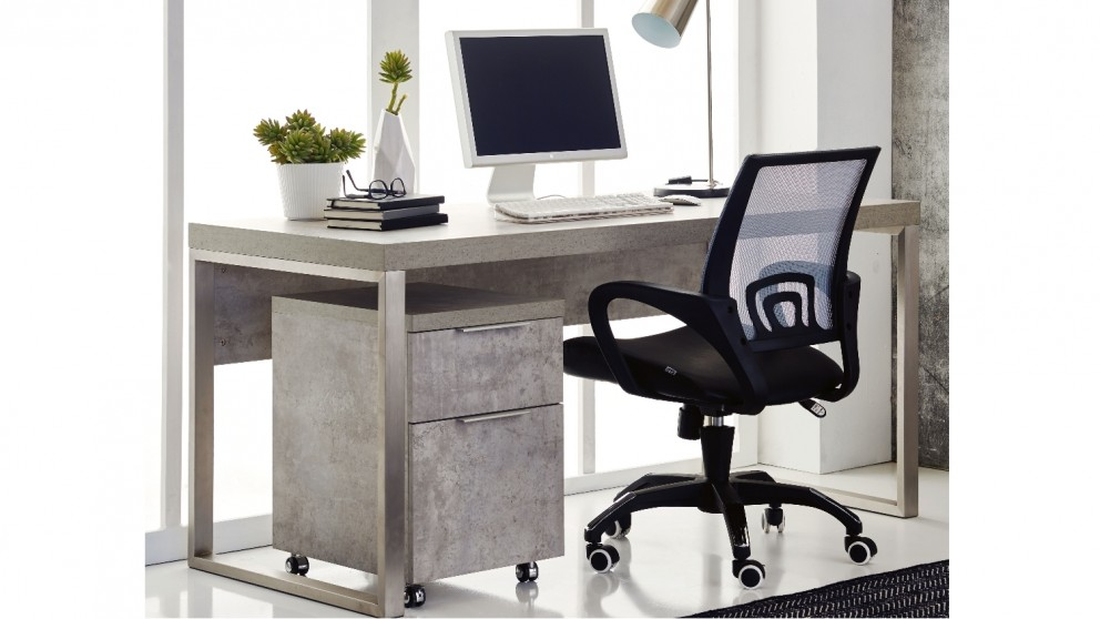 Block Desk Desks Suites Home Office Furniture Outdoor Bbqs Harvey Norman Australia