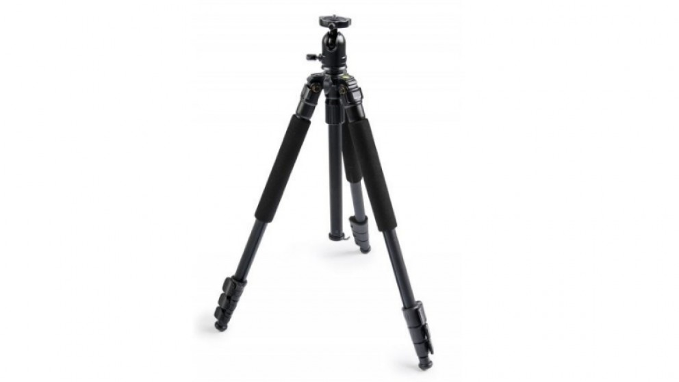 Inca I3642B Tripod with Ball Mount - Black