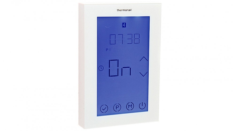 Thermogroup Thermorail Touchscreen Timer