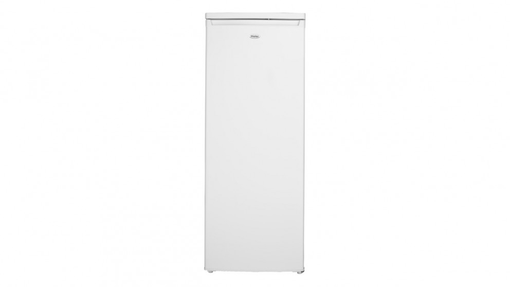Haier 222L Right Hinge Vertical Fridge - White