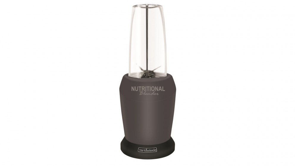 Trent and Steele Nutritional Blender - Charcoal