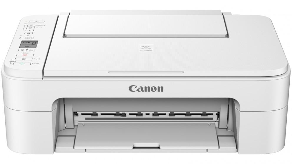 Canon PIXMA Home TS3165 All-in-One Printer - White