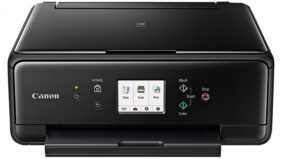 canon pixma home ts6160 multifunction printer   black