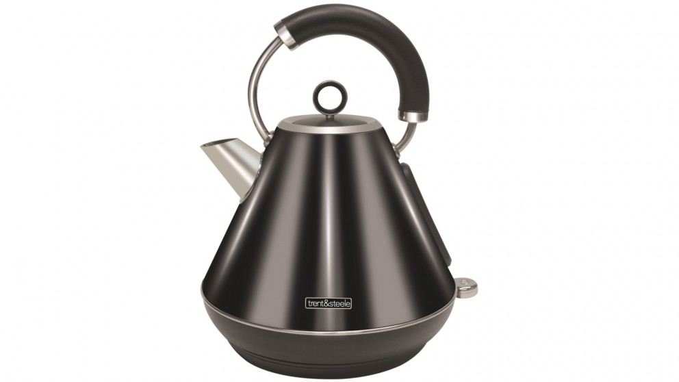 Trent and Steele 1.8L Cone Kettle - Black