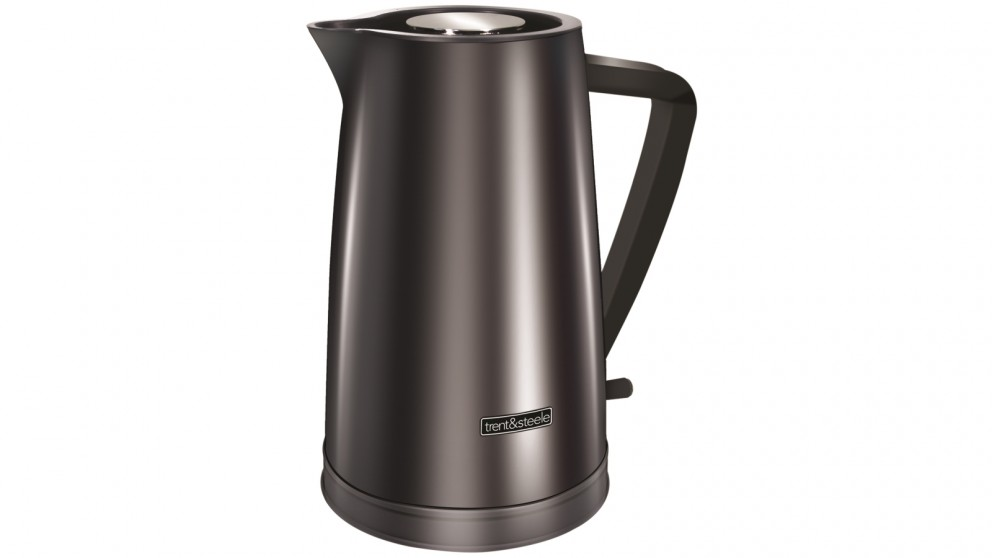 Trent and Steele 1.7L Scandi Kettle - Black