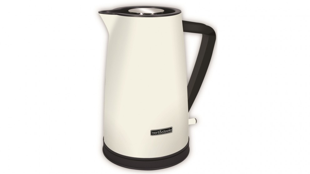 Trent and Steele 1.7L Kettle - White