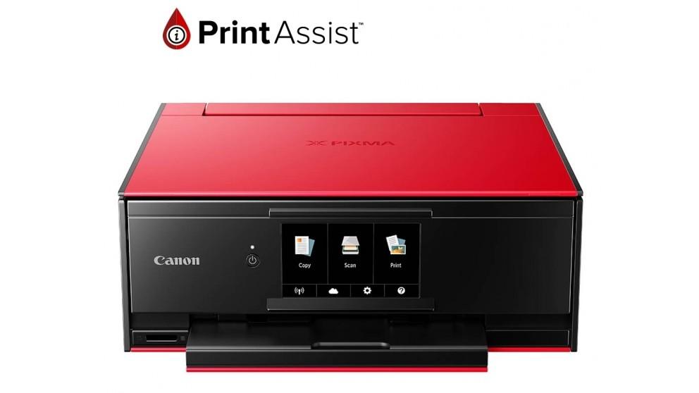Canon TS9060 Multi-Function Printer - Red
