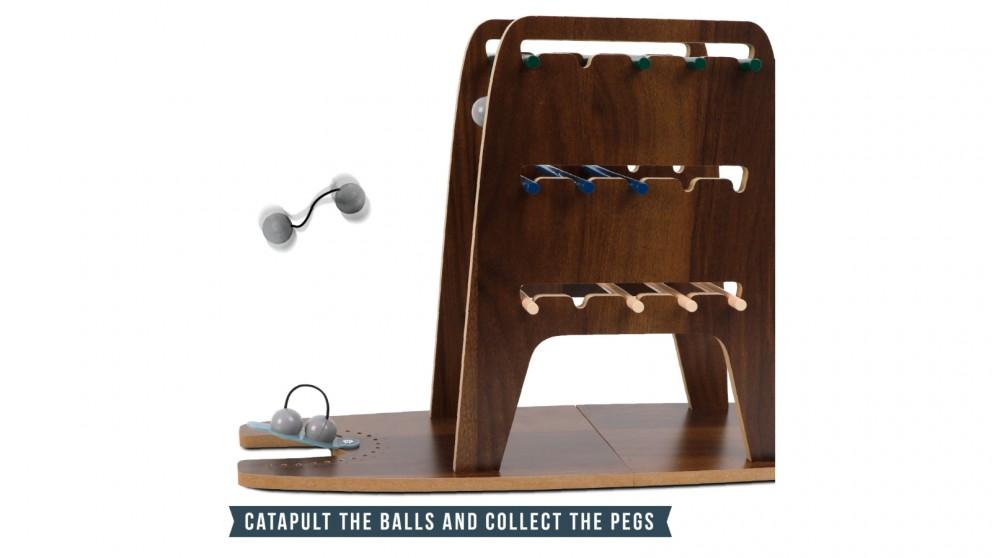 Refinery Game Wood Ladder Ball Mini