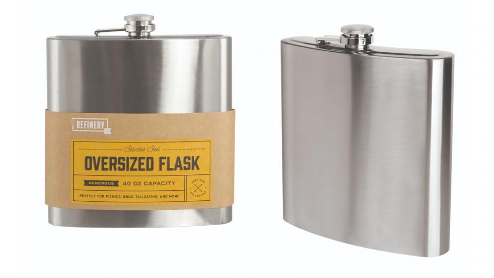 Refinery Jumbo Flask