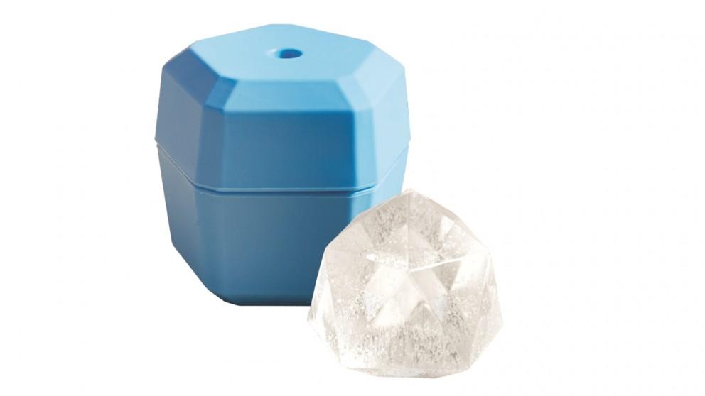 Refinery Ice Mold Geometric Ball - 2 Pieces