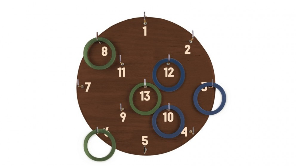Refinery Wall Ring Toss