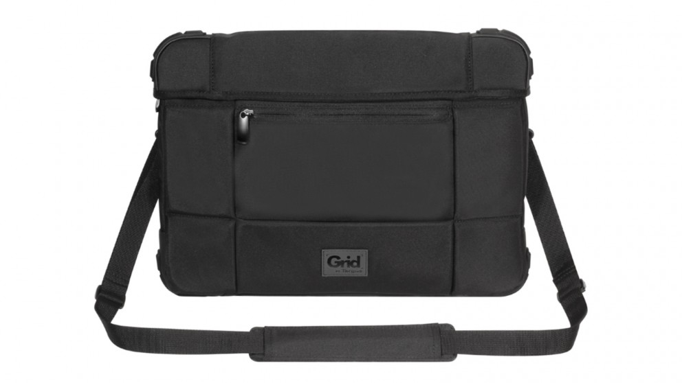 "Targus 14.1"" Grid High Impact Laptop Slipcase"